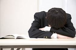 04勉強すると眠くなる
