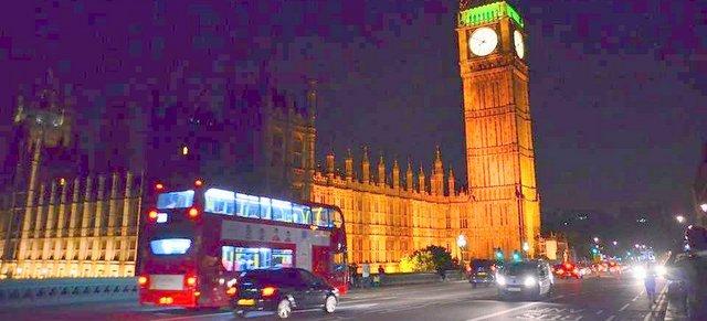1-ロンドン夜景
